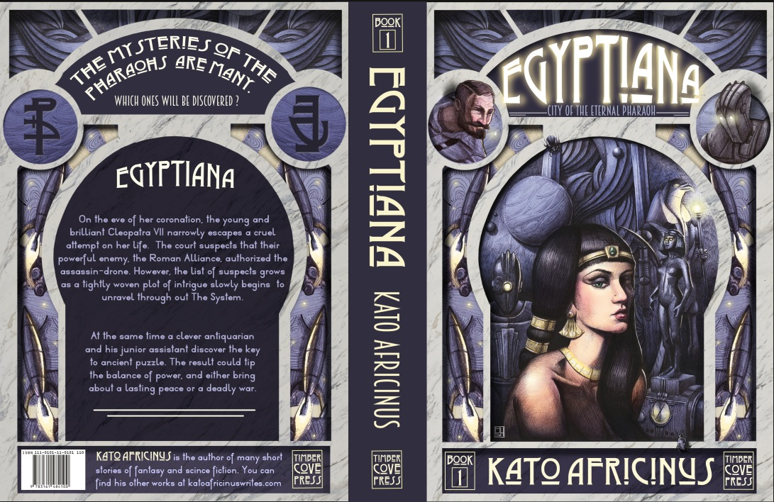 Egyptiana Fullwrap Cover